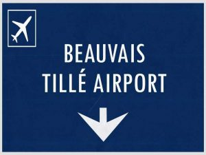 AirCab - Destinations - Aéroports - Transferts - Aéroport de Paris Beauvais - BVA
