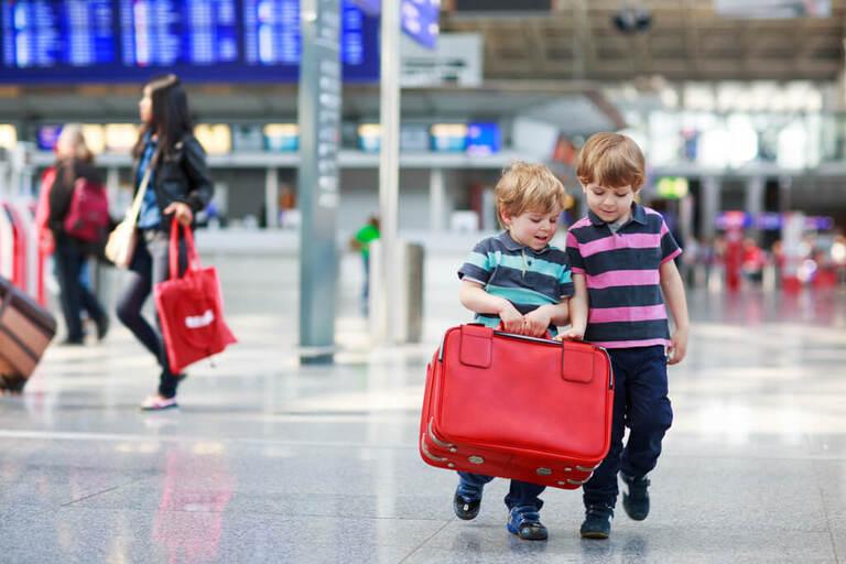 AirCab - Family - Kids Solo - UM (unaccompanied minors) - UMNR - Paris - Île de France