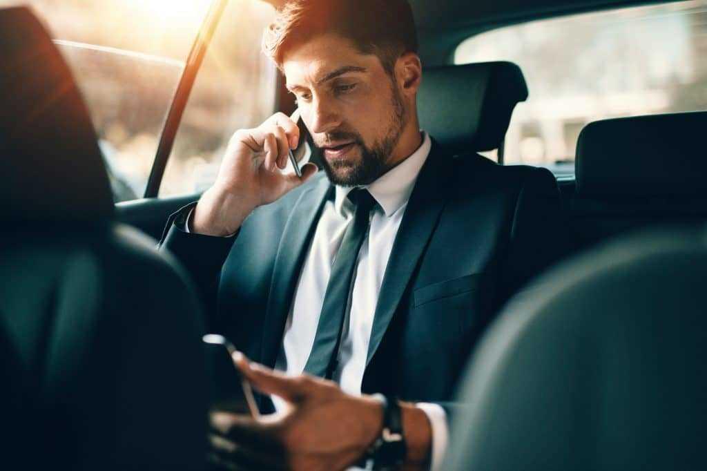 aircab reserver taxi vtc prestations entreprises paris ile de france