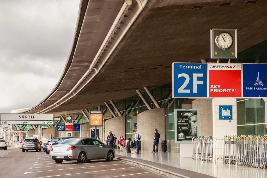 Destinations - Aéroports - Transferts - Aéroport de Paris Charles de Gaulle - Roissy - CDG
