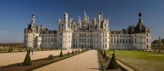 AirCab : Excursions et Sorties - Pack Touristiques - Château de Chambord - Vallée de la Loire